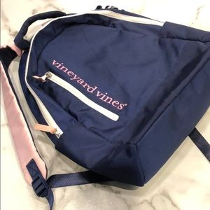 Vineyard Vines Backpack Like New